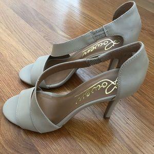 Rowen nude sandals